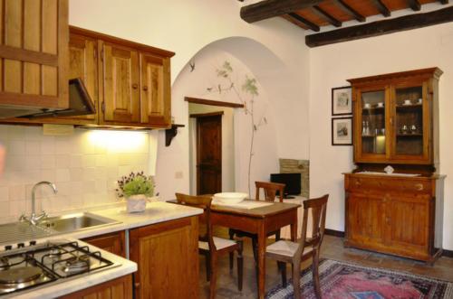 residenceilcasale gardenia cucina